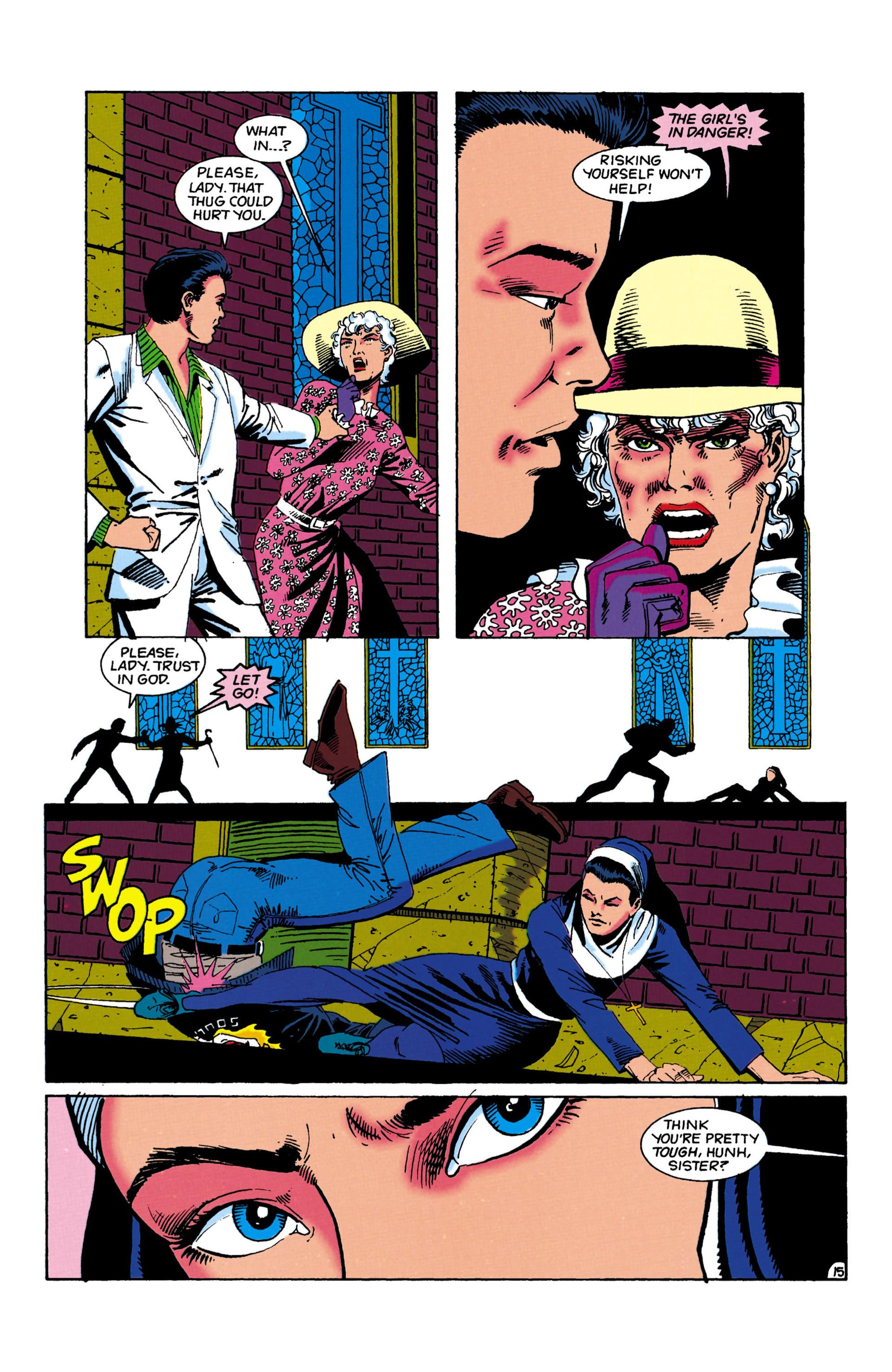 Catwoman (1993) Issue #5 #10 - English 16
