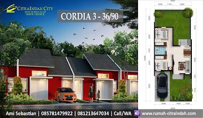 Model-Denah-Ruang-Cordia-3-36-90-Citra-Indah-City