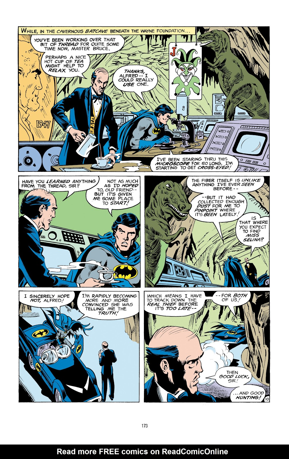 Read online Catwoman: A Celebration of 75 Years comic -  Issue # TPB (Part 2) - 74