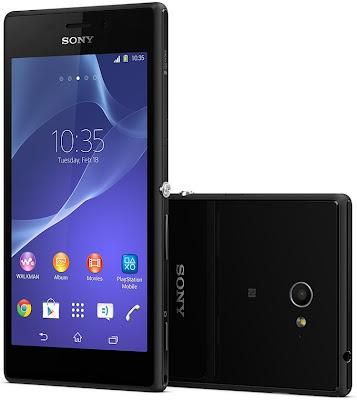 c47c065b66b Con unas características propias de la gama de terminales actuales que  rondan los 200 euros, Sony ha puesto a la venta su Sony Xperia M2 que  podemos ...