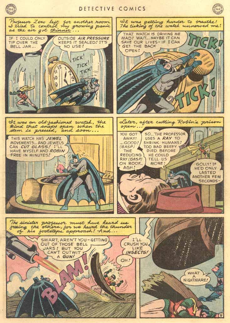 Detective Comics (1937) 148 Page 10