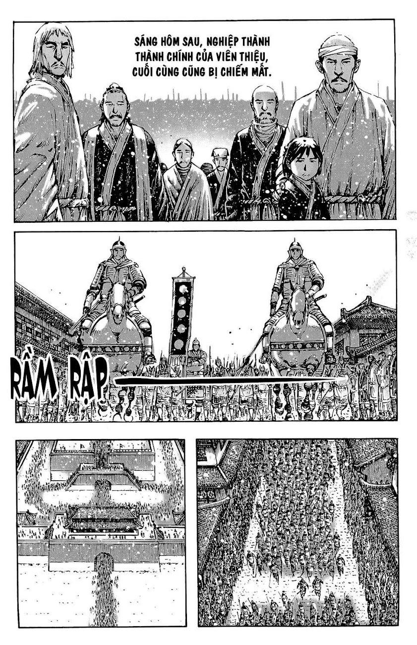 Hỏa phụng liêu nguyên Chương 366: Thơ hay hoa đẹp [Remake] trang 15