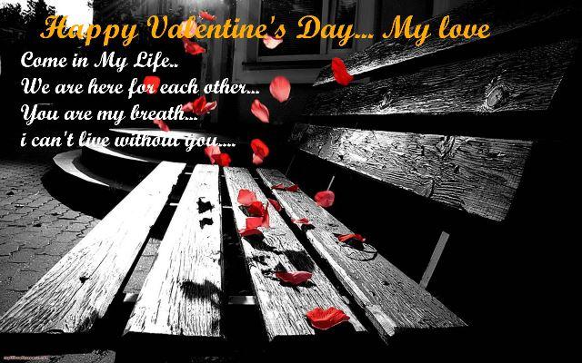 Valentines Day 2017 Facebook Status Photos