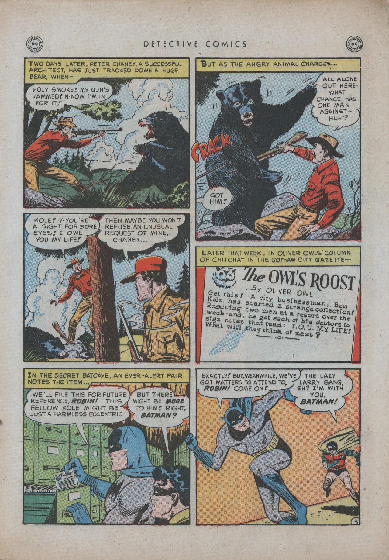 Detective Comics (1937) 151 Page 4
