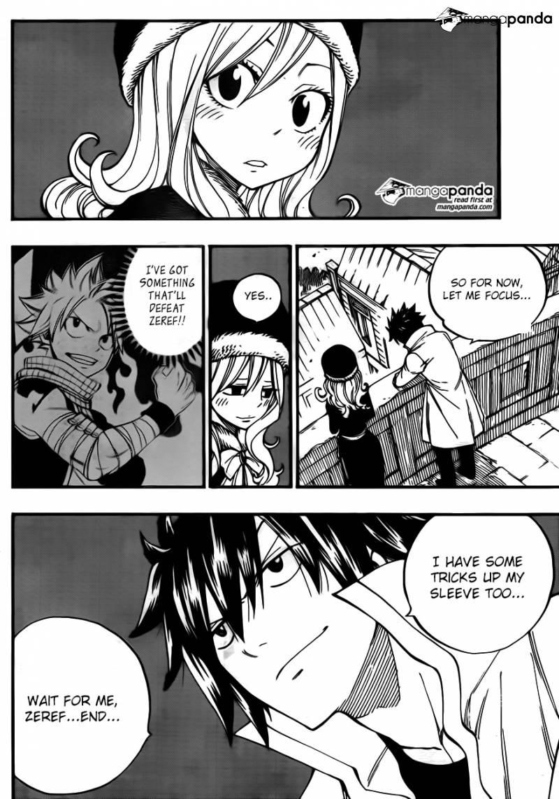 Fairy Tail Ch 453: Parental Role