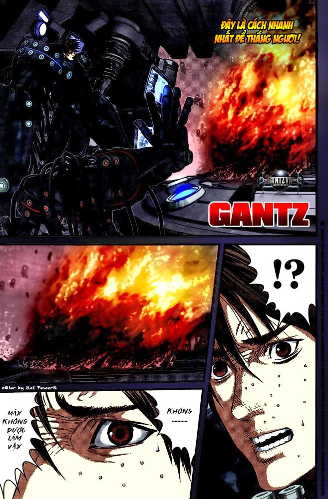 Gantz chap 365 trang 2