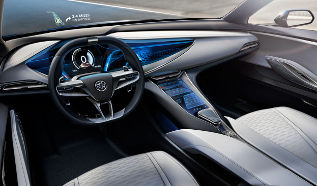2020 Buick Avista interior