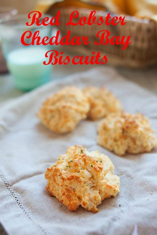 Red Lobster Cheddar Bay Biscuits!