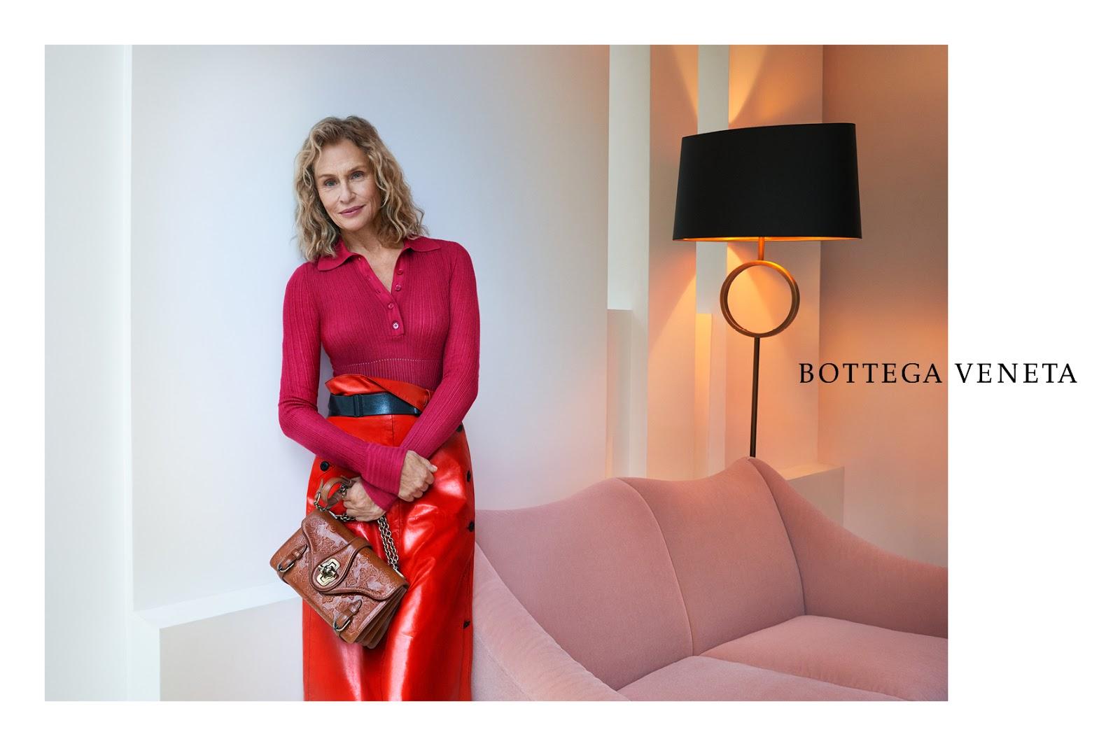 Bottega Veneta's Spring/Summer 2017 AOC Ad Campaign and BTS