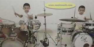 Drummer Indonesia Terbaik
