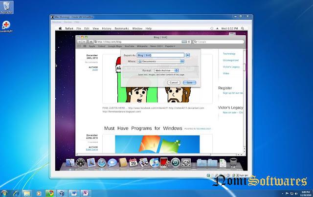 Virtual Box For Mac OS X free download