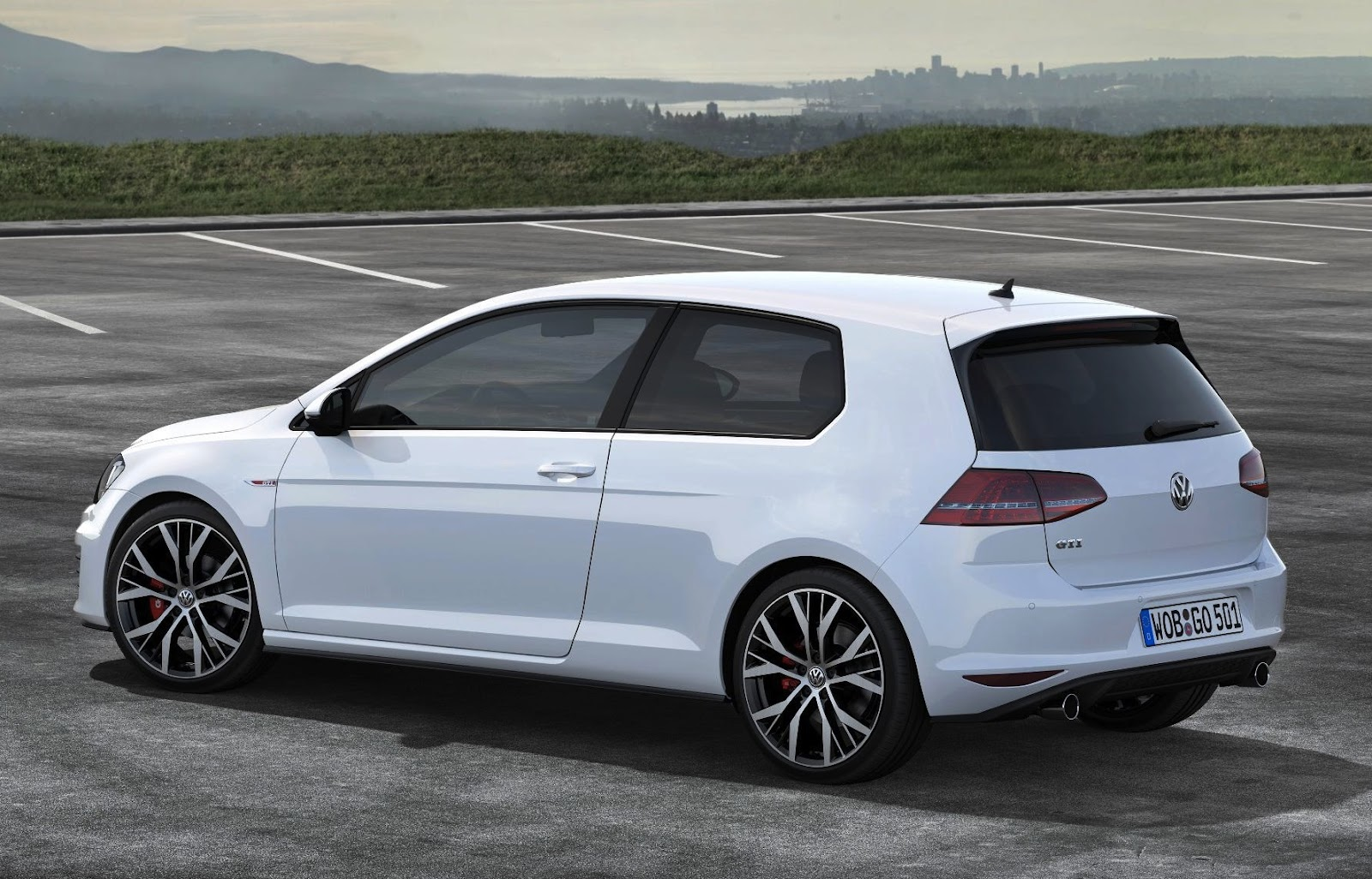 speedmonkey new golf gti specs pricing and images. Black Bedroom Furniture Sets. Home Design Ideas
