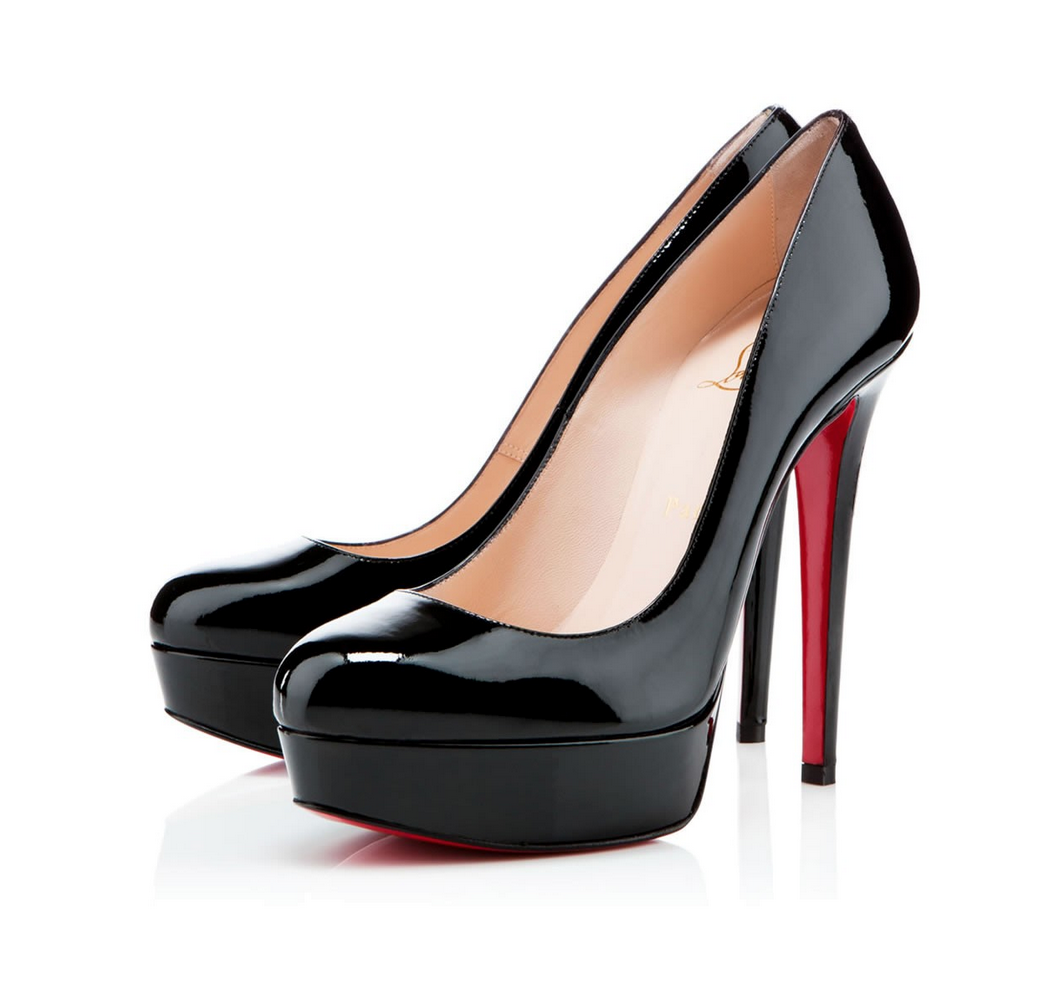 My Superficial Endeavors Christian Louboutin Bianca Pumps So In