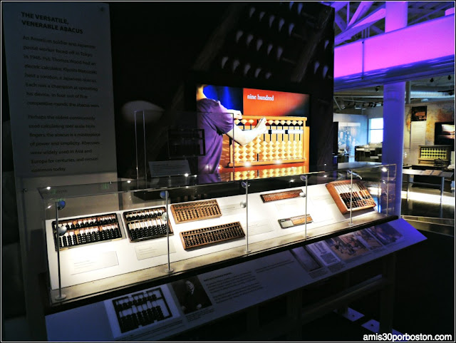 Computer History Museum: Abacus