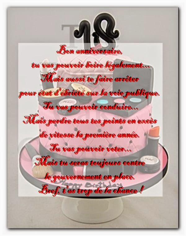 Anniversaire 50 Ans Poeme Humoristique