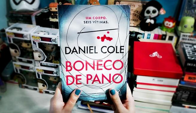 Boneco de Pano   Daniel Cole