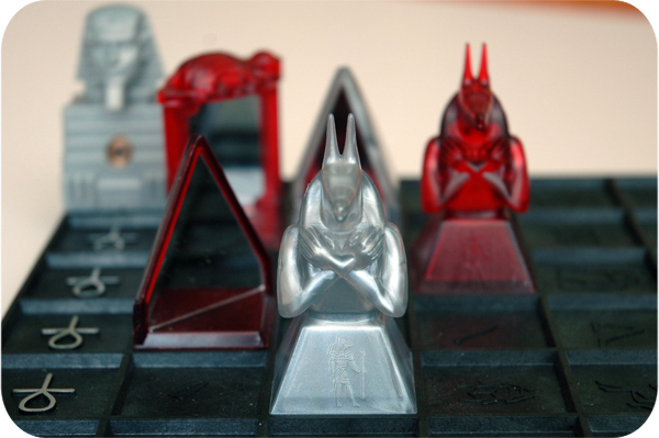 Настольная игра Фараон (Khet: the laser game)