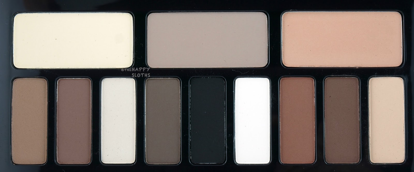 Kat Von D Shade + Light Eye Contour Palette Review Swatches