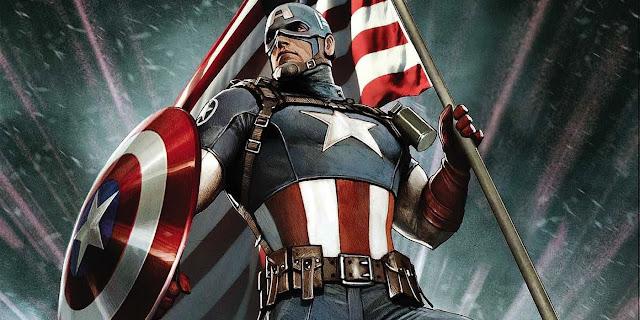 Awal Mula Captain America