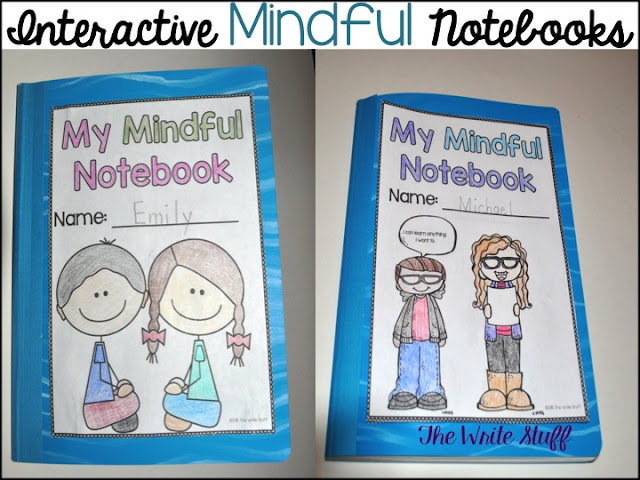 Interactive Mindful Notebooks