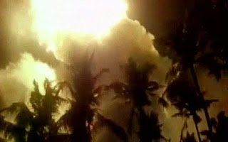 temple fire in kollam kerala