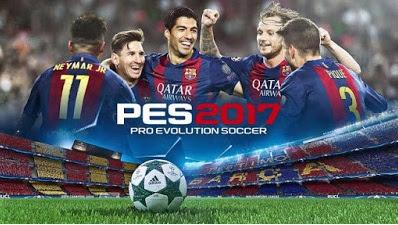 PES 2017 (Pro Evolution Soccer)