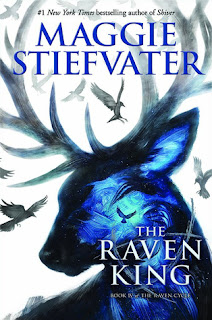 The Raven King (The Raven Cycle #4) by Maggie Stiefvater