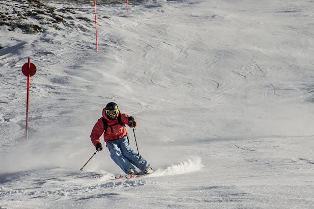 Sehr früher Start in die Skisaison 2016/2017