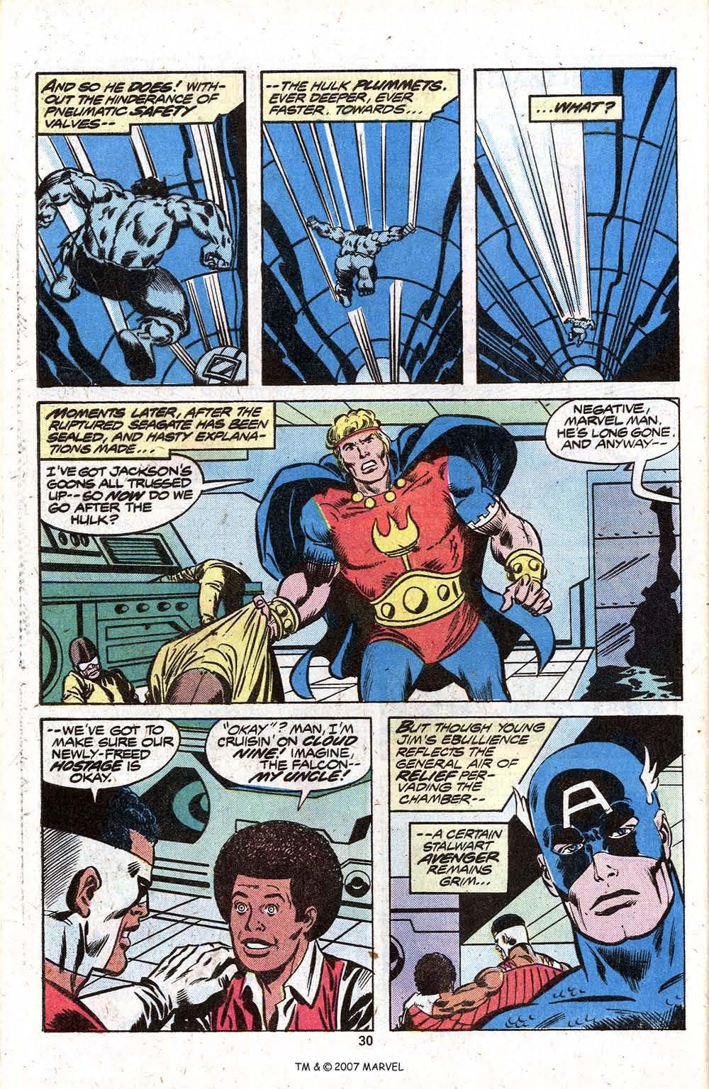 Captain America (1968) Issue #230b #145 - English 32