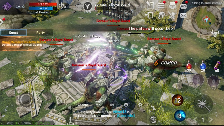 Download Game Lineage 2 Revolution Mod Apk - engheads's blog