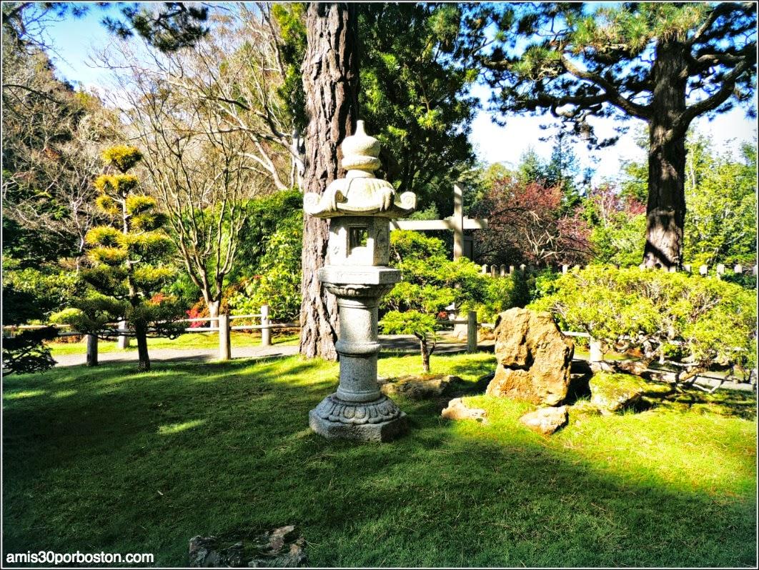 Japanese Tea Garden: San Francisco