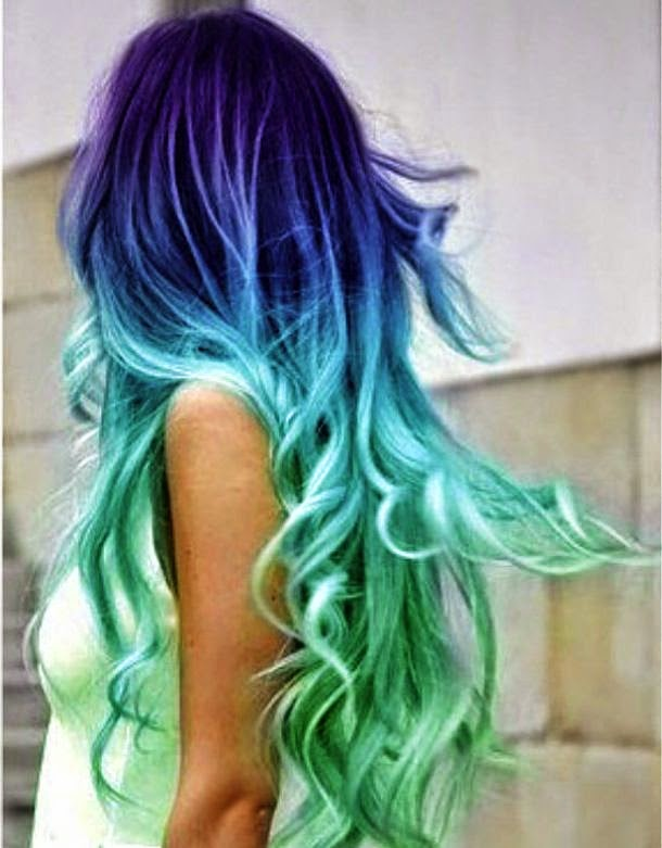 AMAZING MERMAID OMBRE