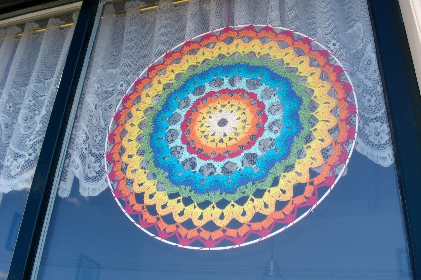 Avalons Creablog Zonnehanger Mandala