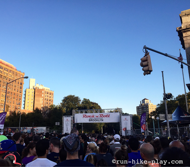 Brooklyn Rock 'n' Roll Half Marathon