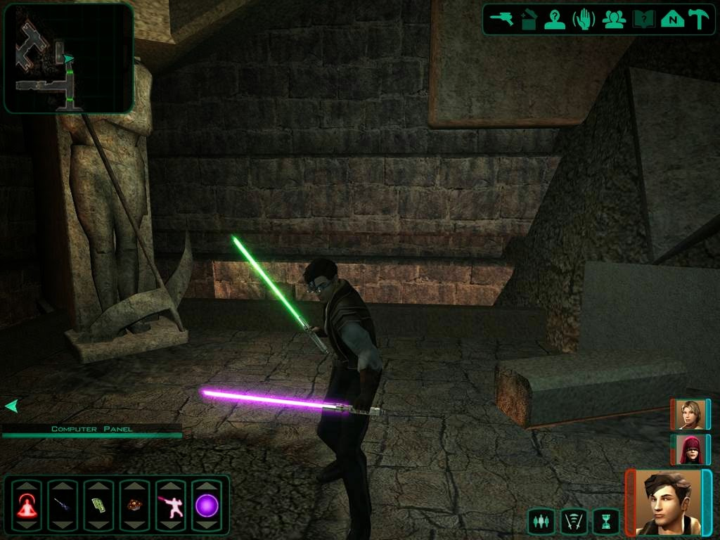 Star-Wars-Knights-of-the-old-republic-Gameplay-1