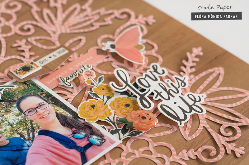 Crate Paper Journal Studio embellishments