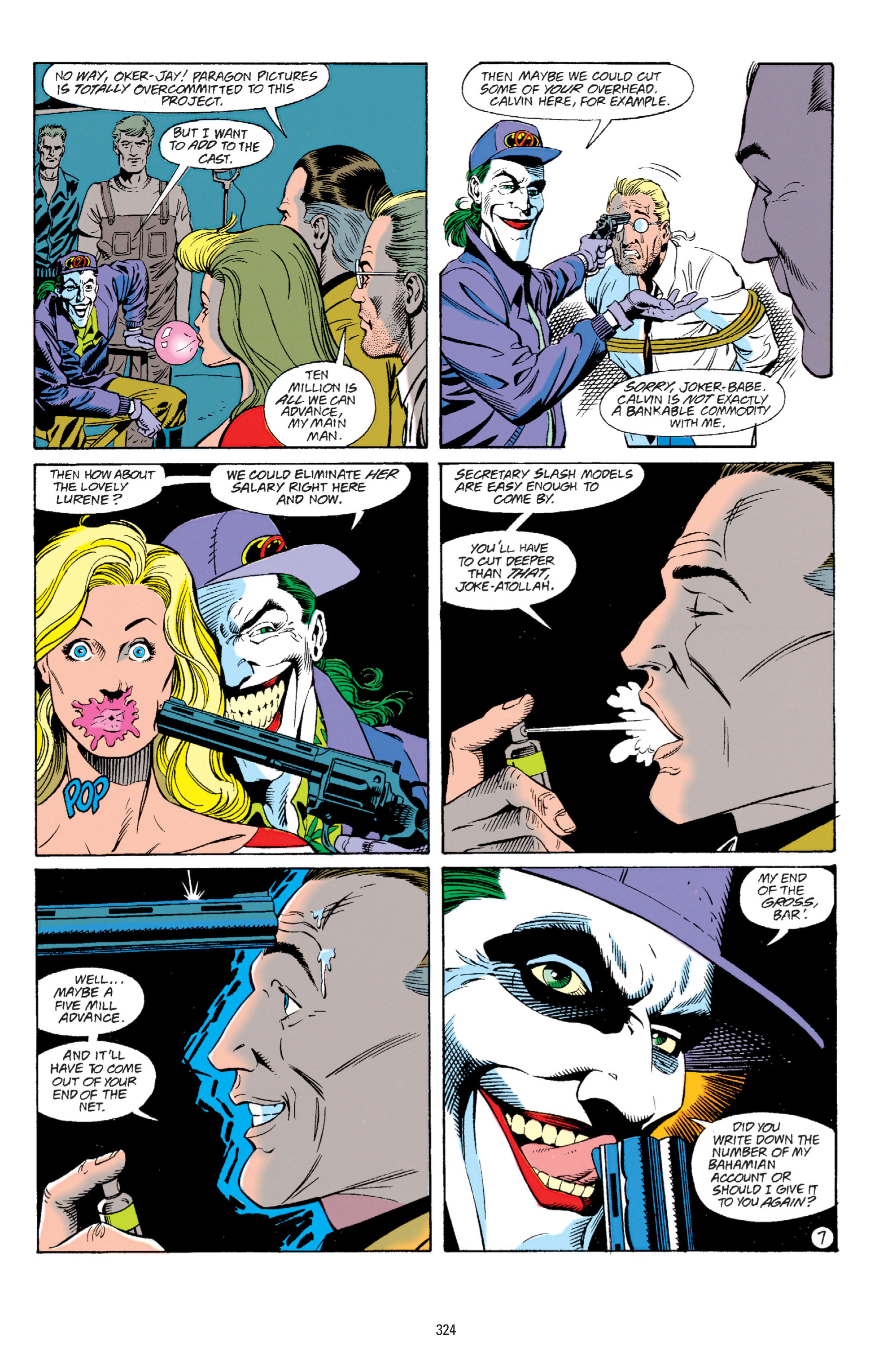 Detective Comics (1937) 672 Page 7