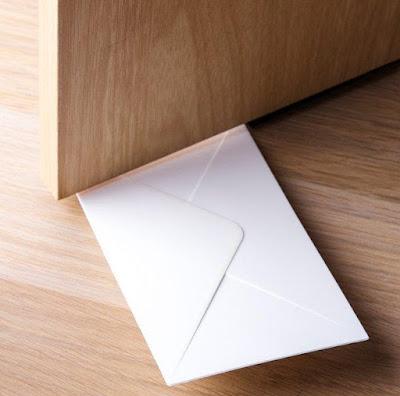 You've Got Mail Door Stopper