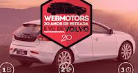 Webmotors 20 anos de estrada e você de Volvo!