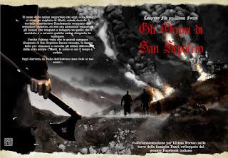 Ultima Forsan: Gli Orrori di San Sepolcro (cover)