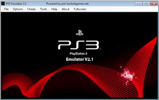 PSeMu3 / Emulator PS3 + BIOS for PC New Version