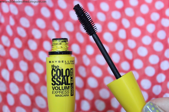 Maybelline Colossal Volum' Express 100% Black