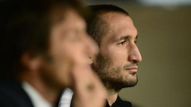 Chiellini Diyakini Akan Pensiun Di Juventus Dan Menolak Chelsea
