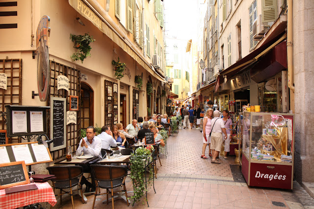 Fazer um tour gastronômico em Nice