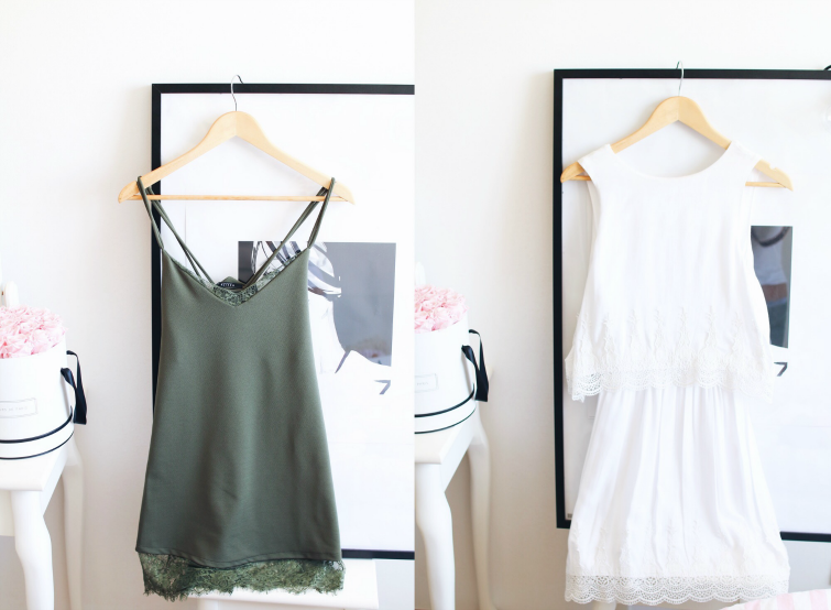 sukienka-mohito-khaki-biala-koronkowa