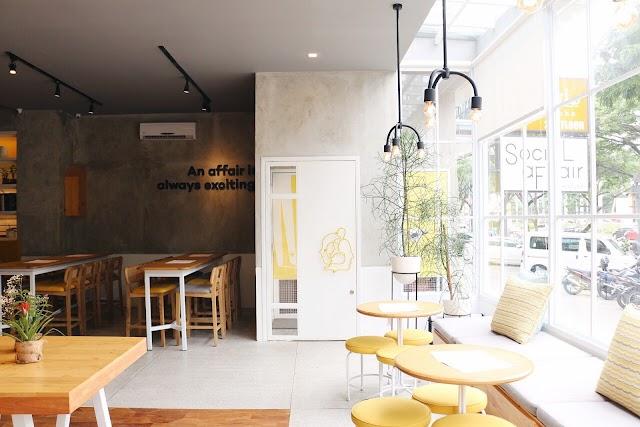 Social Affair Coffee & Bakehouse