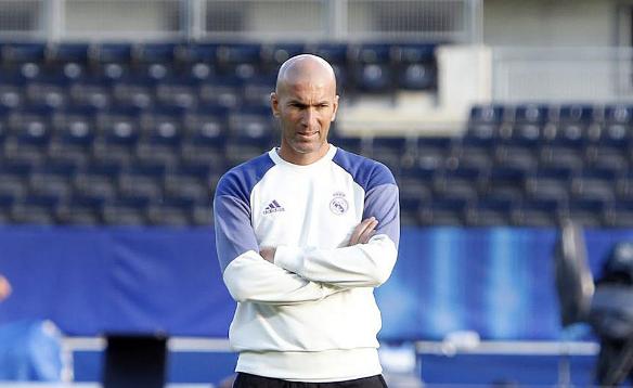 Zidane: Kami Tidak Akan Membuat Pemain Untuk Kepentingan Itu
