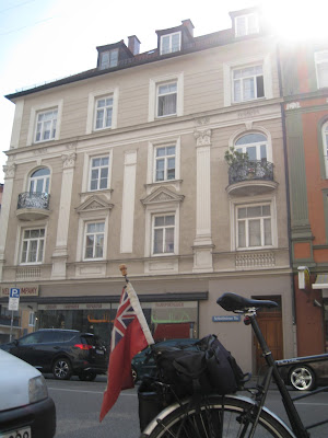 Lenin's house in Munich