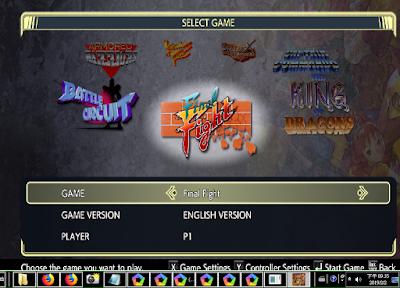 Capcom 卡普空街機動作遊戲超級精選