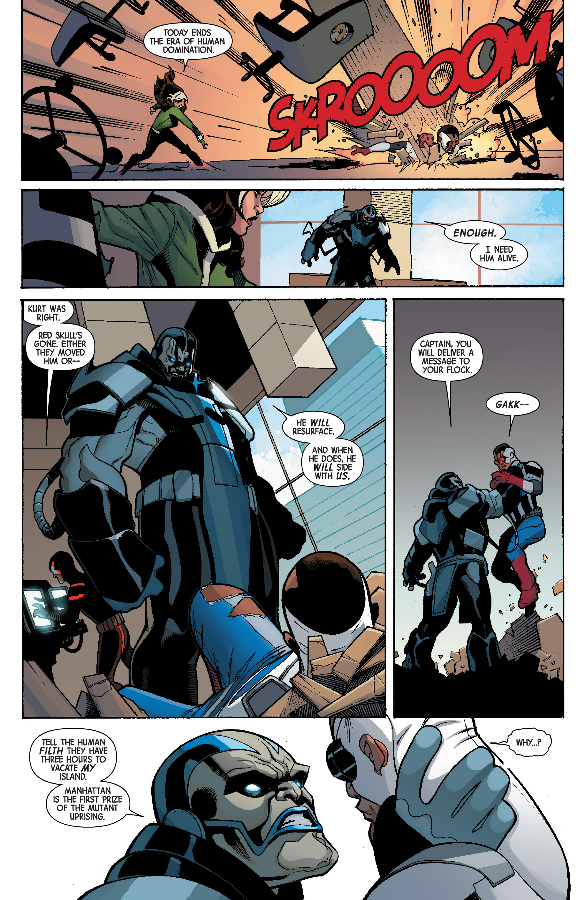 Read online Avengers & X-Men: AXIS comic -  Issue #5 - 21